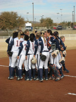 Titans Softball Hits the Road Once More for 2007 Palm Springs Classic