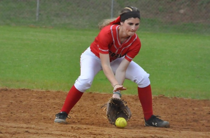 Softball: Panthers lose to Calvin and St. Mary's at Pioneer Classic