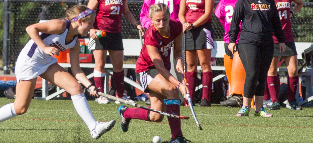 Field Hockey Blanked by Wheaton for Season's First Loss
