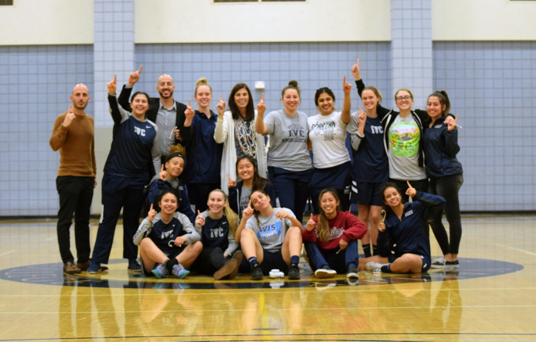 Women's basketball team captures OEC title with wild win