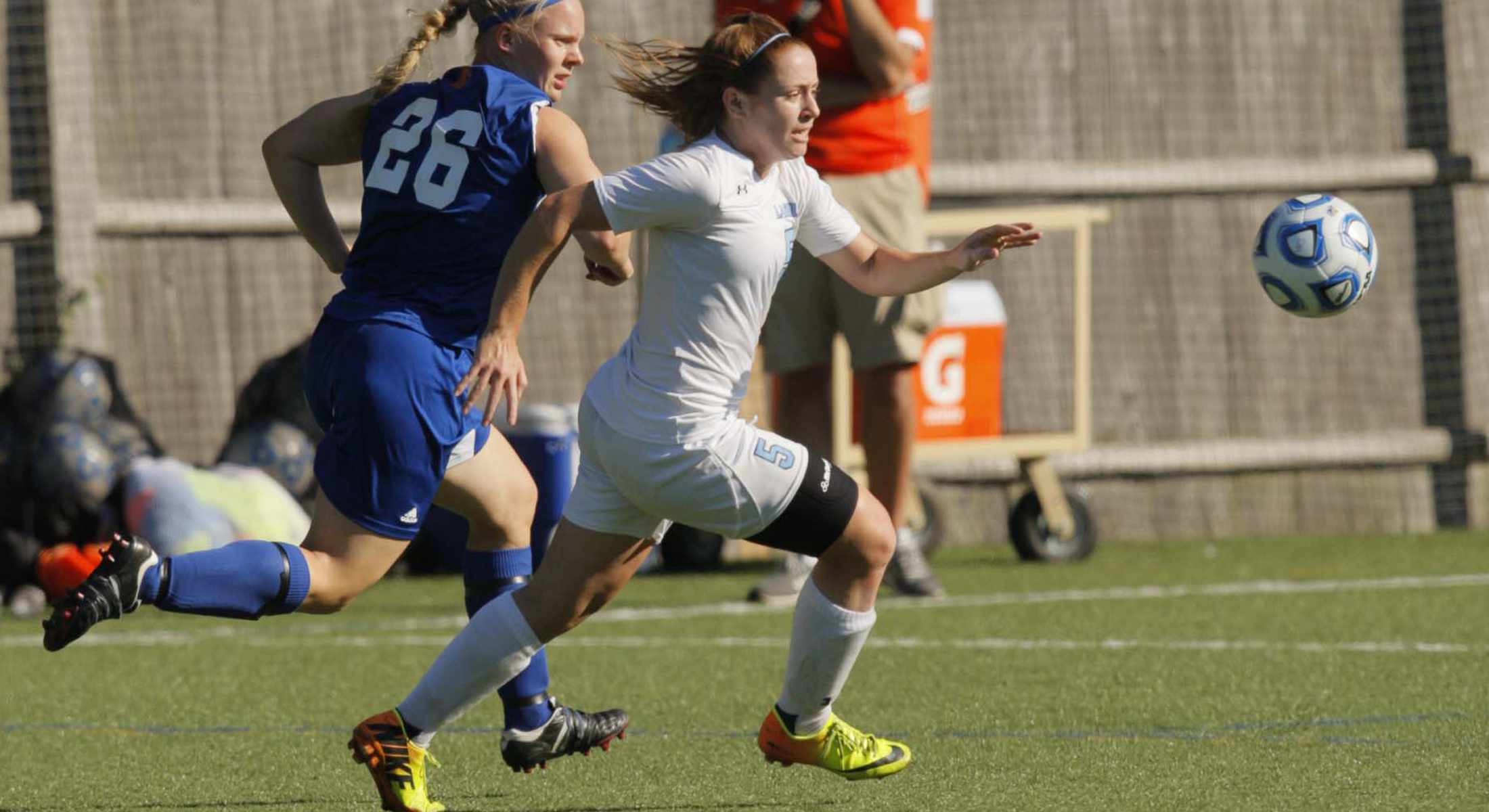 Women's Soccer Tops Bay Path, 5-0 in Kick-off Tournament Opener