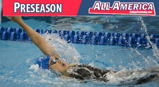 14 UAA Women Named to CollegeSwimming.com Preseason All-America Team