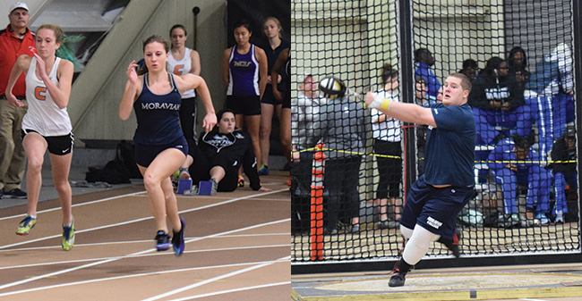 Greyhounds Look to Defend Landmark Conference Men's & Women's Track & Field Titles Saturday
