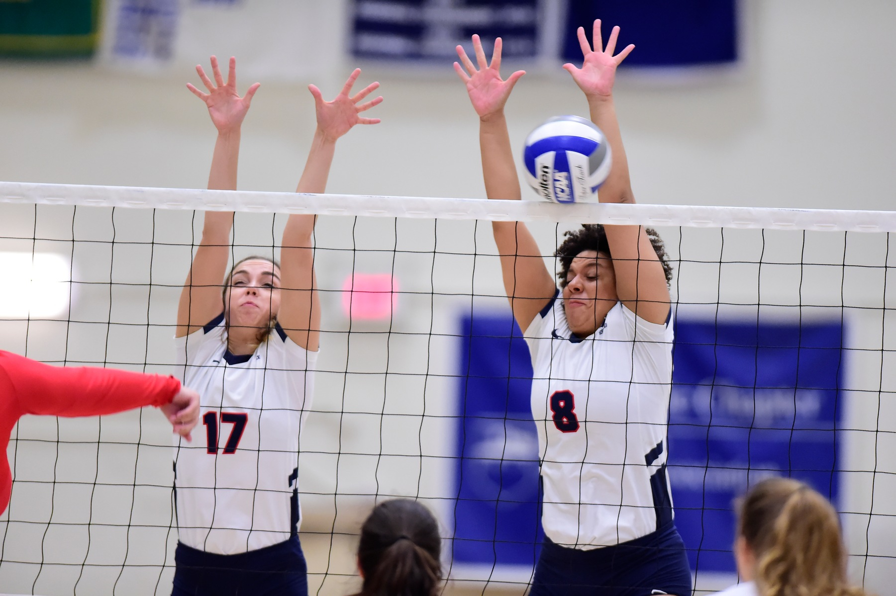 Behrend Volleyball Travels Opening Weekend