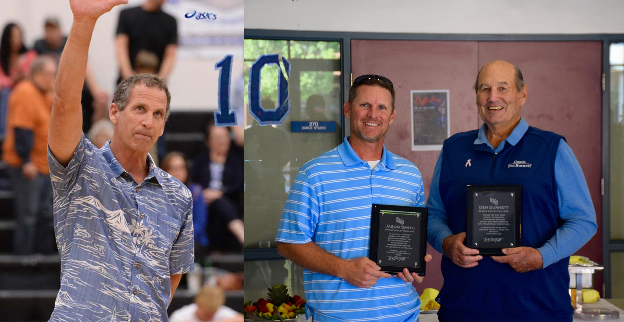 No. 10 Story of the Year - Irvine Valley storied coaches move on