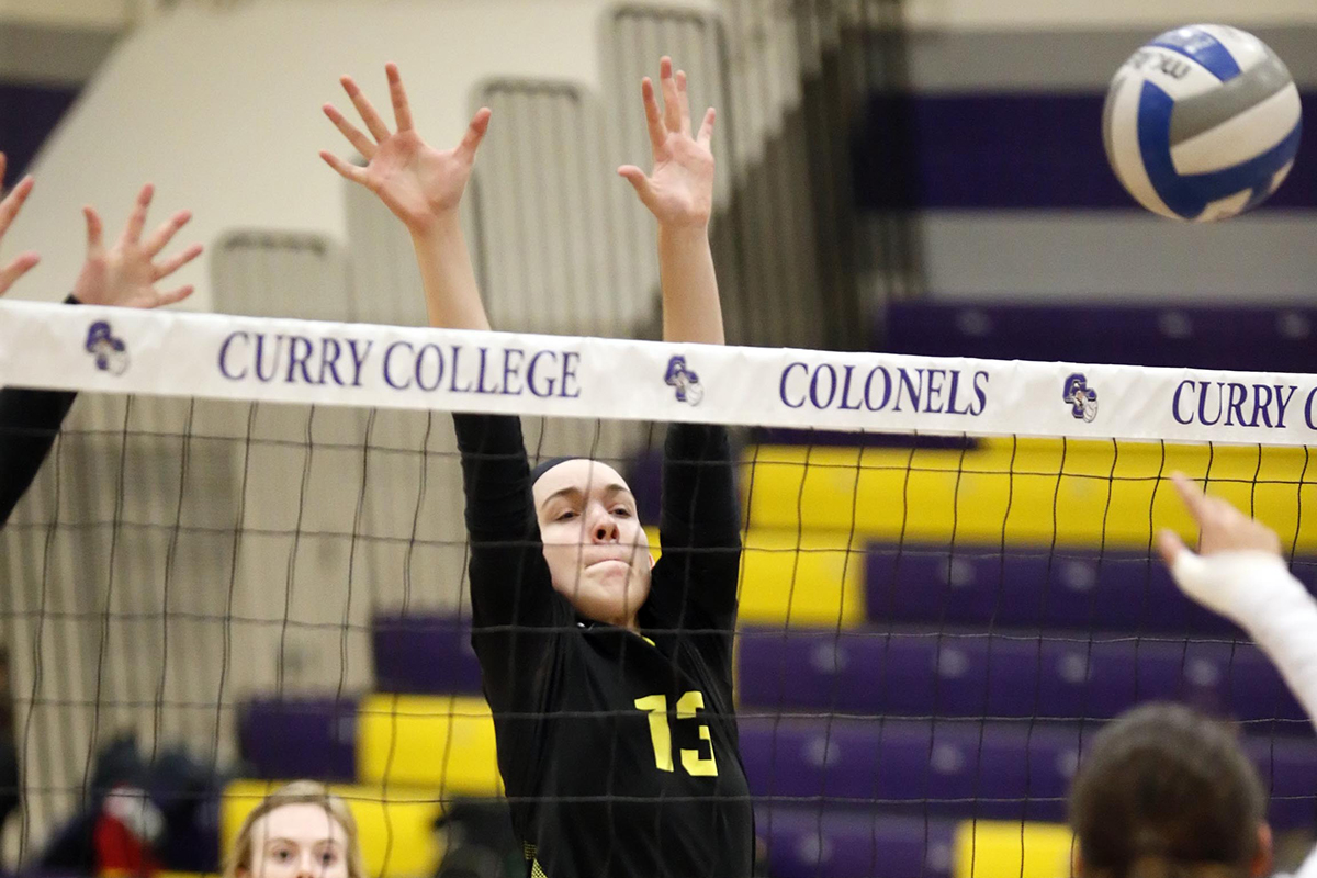 Women's Volleyball Rolls to Ninth Straight Win