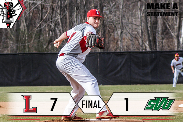 Baseball Wins Home Opener Against Southern Virginia, 7-1