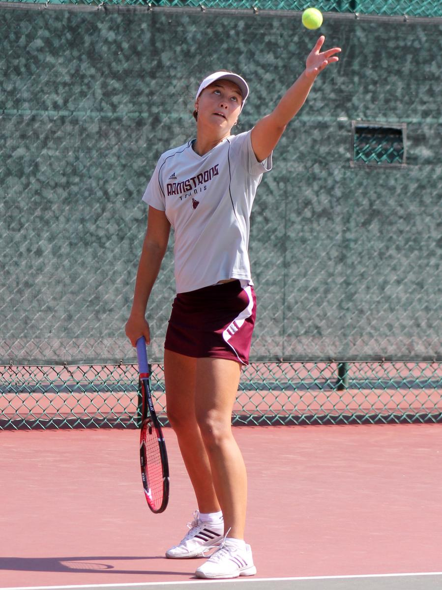 Women's Tennis Solid At Second Day Of Cal Nike Invitational