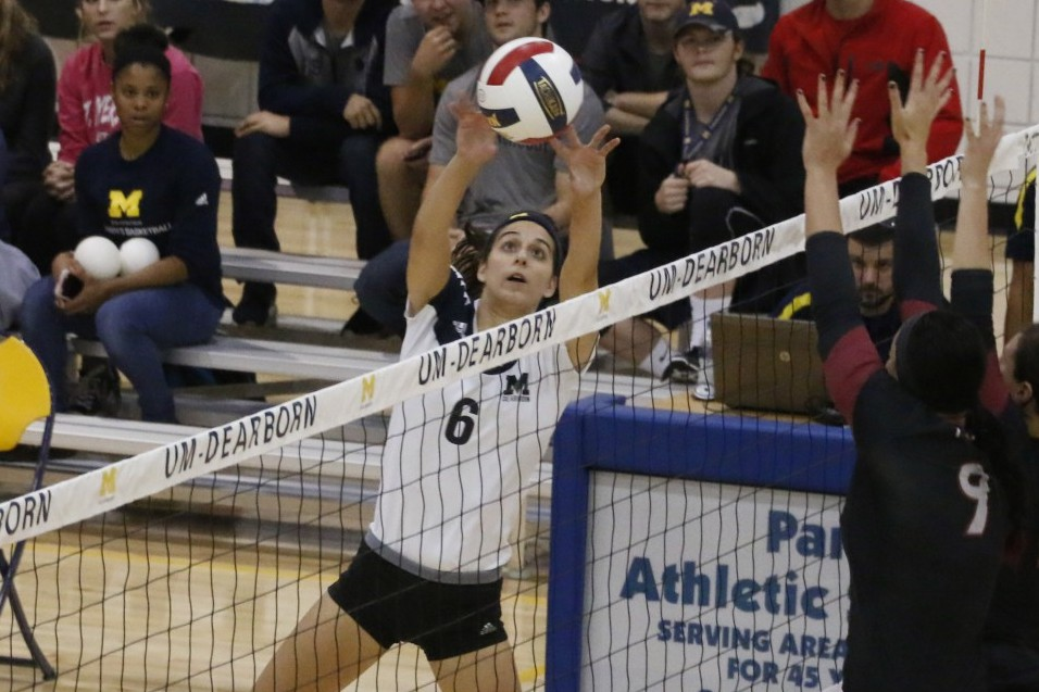 Photo for Volleyball drops season finale at LTU
