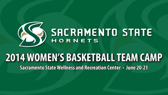 WOMEN'S BASKETBALL TEAM CAMP COMING JUNE 20 AND 21