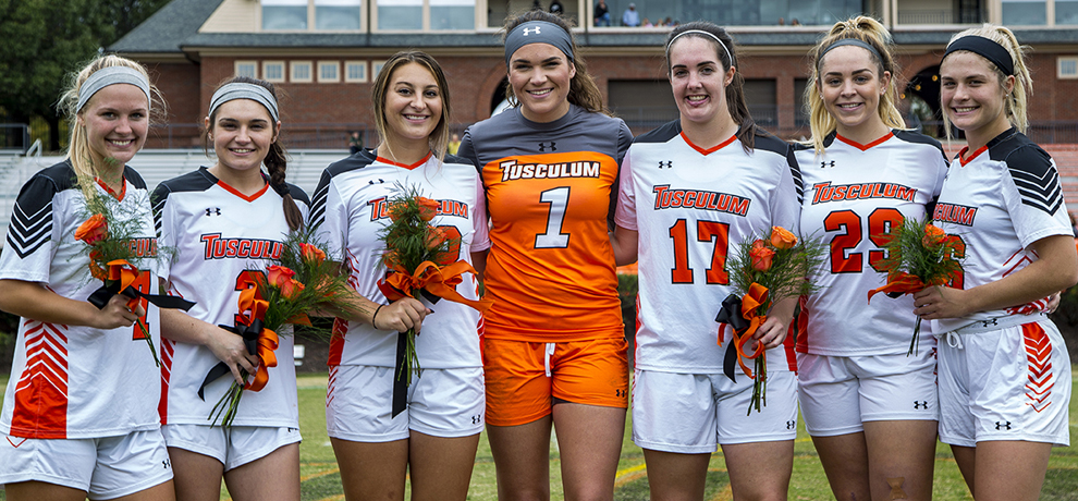 Pioneers celebrate Senior Day with 2-1 win over Coker