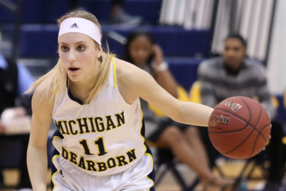 Photo for Fourth-Quarter push sends Wolverine women past Gray Wolves
