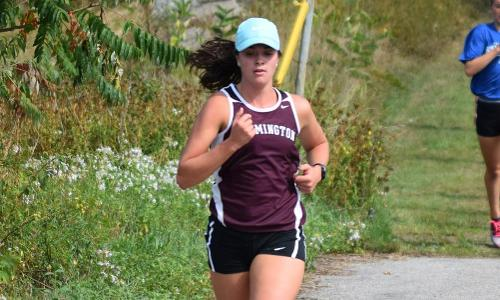 Women's Cross Country Takes 4th at NAC Championship