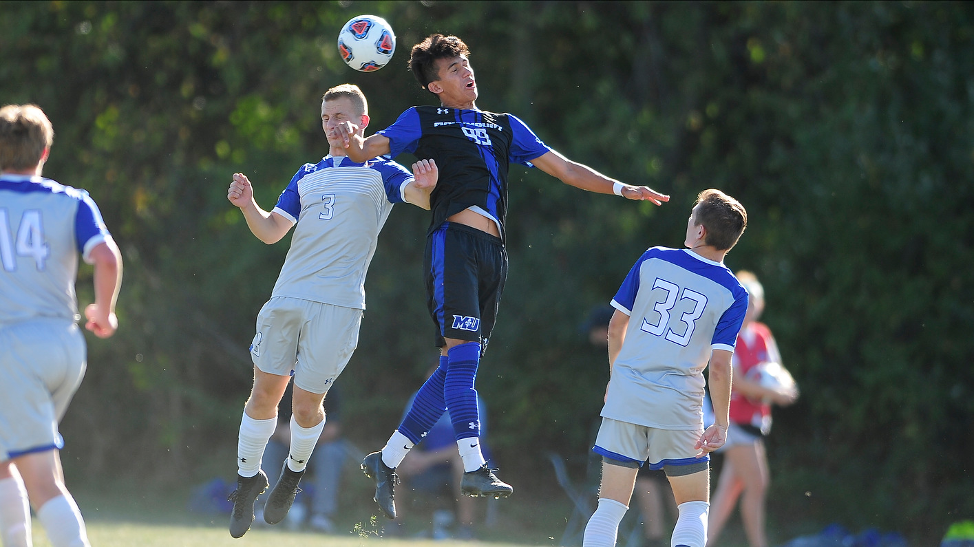 Marymount slips in non-conference matchup 3-1