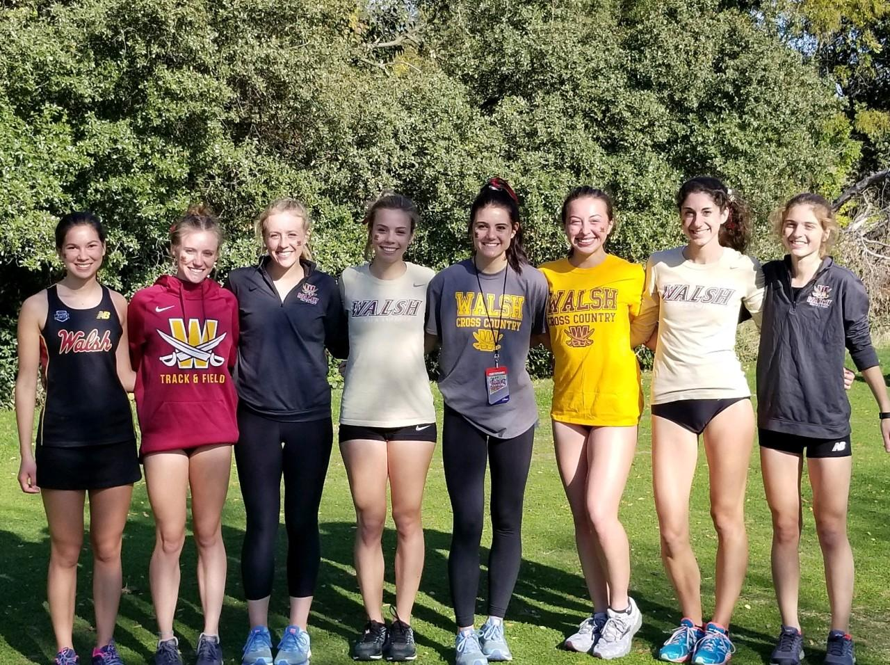 Women's XC Post Best National Championship Team Finish