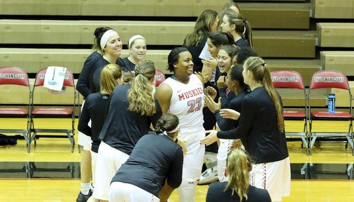 Women's Basketball suffers a loss to Wilmington