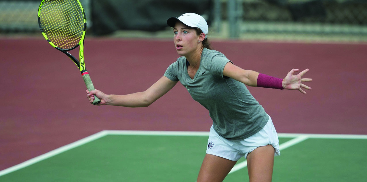 Trinity Women's Tennis Swept by Pomona-Pitzer
