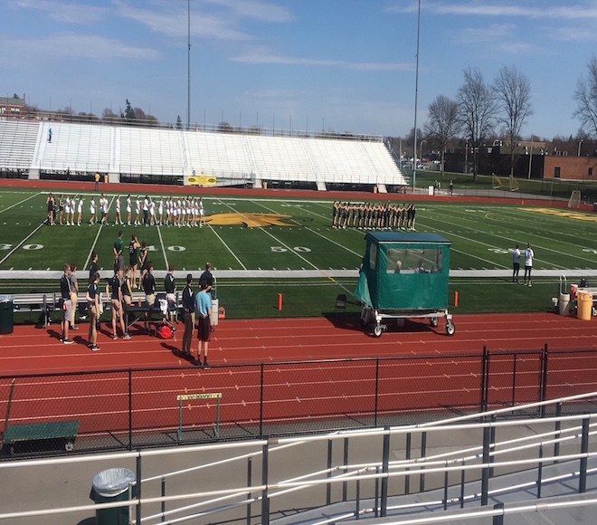 Oswego and Brockport advance to women's lacrosse semifinals
