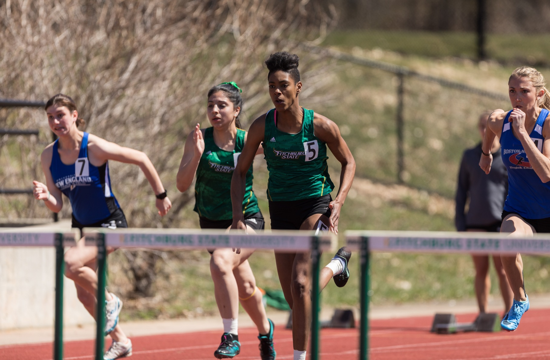 Fitchburg State Excels At DIII New England Championships