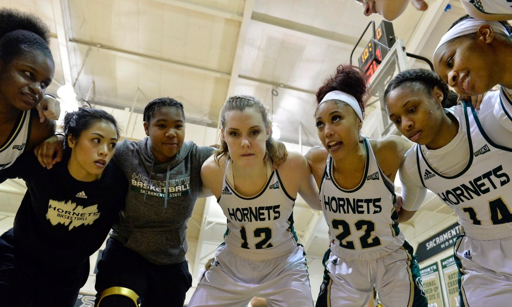 WOMEN'S HOOPS OPENS CONFERENCE TOURNAMENT MONDAY AT NOON AGAINST MONTANA
