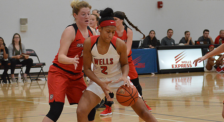 Cazenovia Triumphs Over Wells Women's Basketball