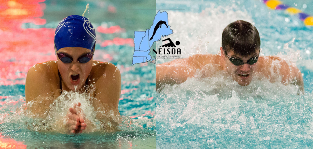 Reny and Tibbetts Named to NEISDA Sportsmanship Team