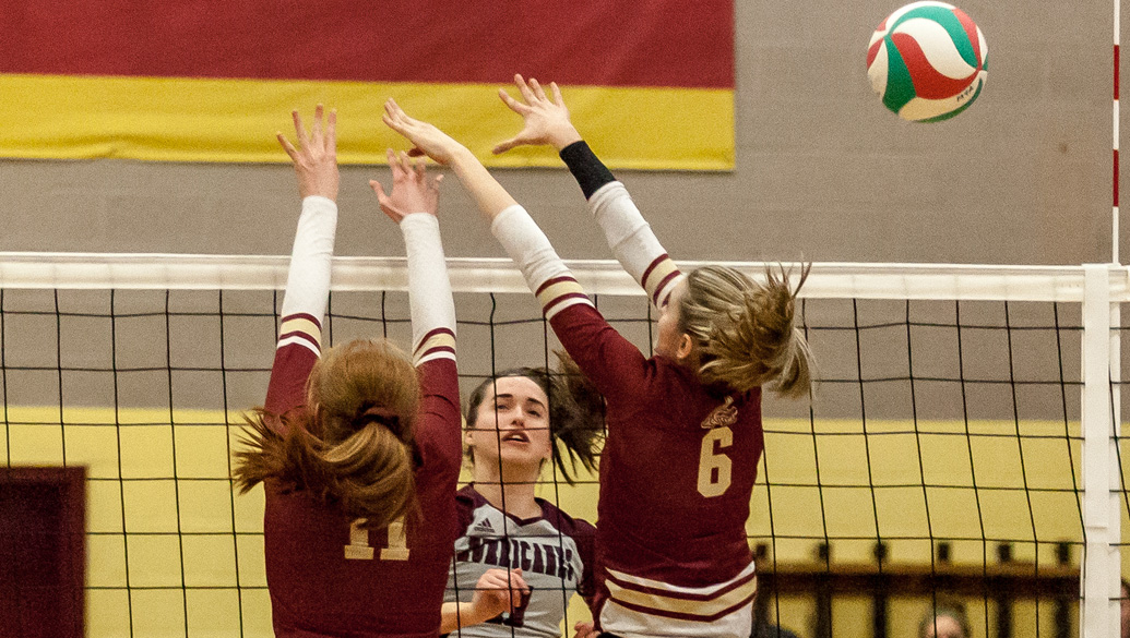 Mounties finish as ACAA women's volleyball silver medallists