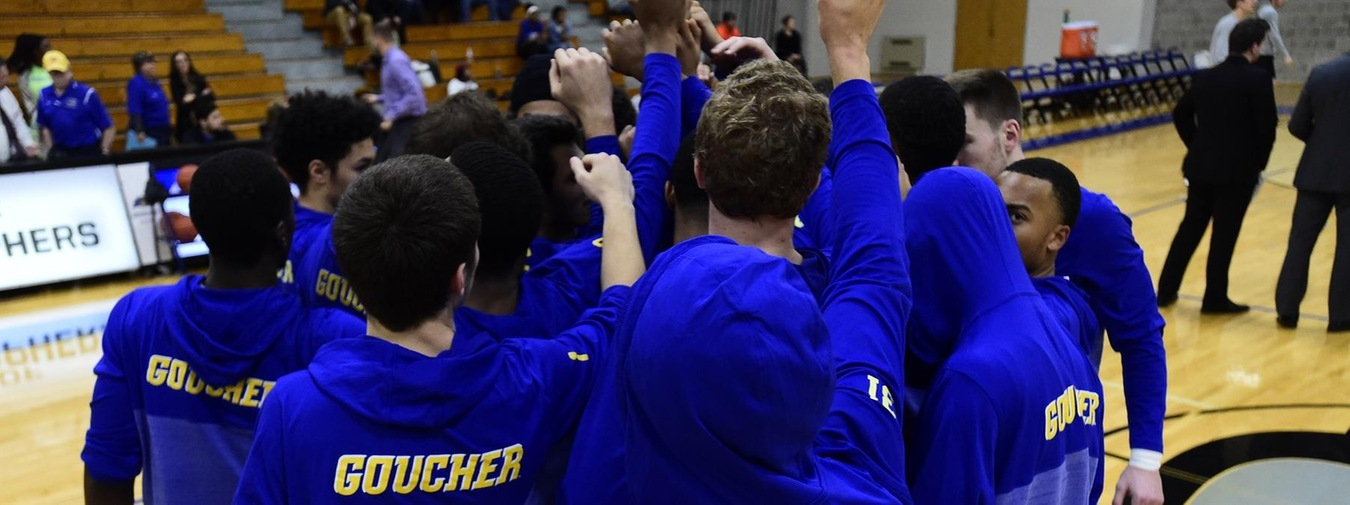 Goucher Men's Basketball Plays At Catholic To Conclude Road Schedule On Wednesday
