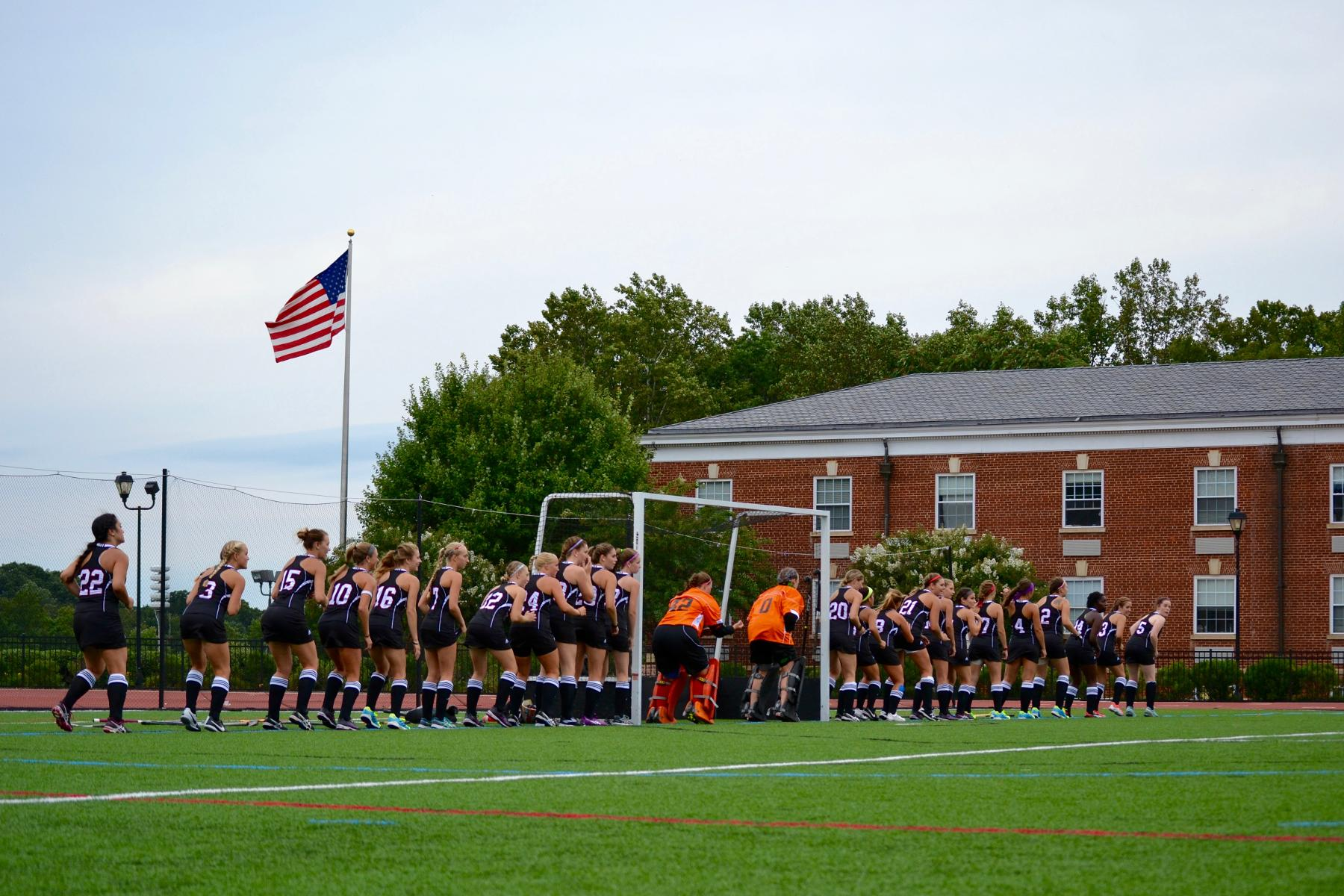 Field Hockey Land 14 On The NFHCA National Academic Squad