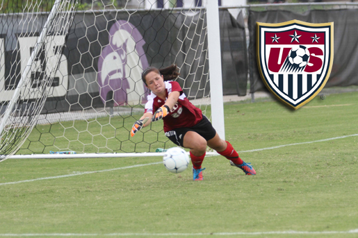 Golden Eagle Jordan Brown selected to prestigious national goalkeeping camp