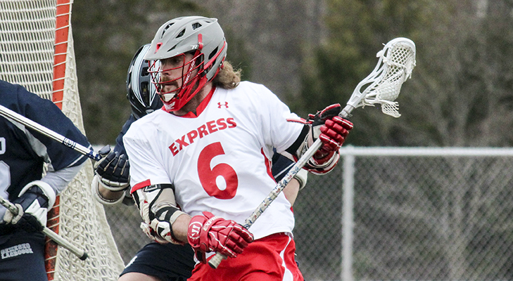 Men's Lacrosse Drops Season-Opener at Alfred State