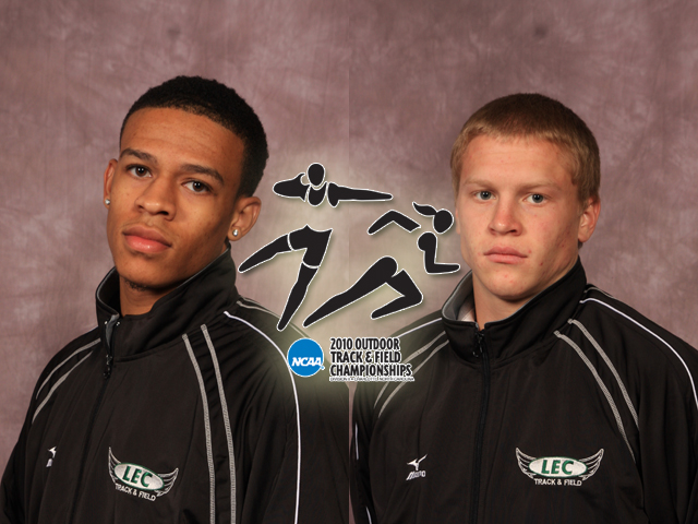 Burrows and Snyder Qualify for NCAA Outdoor Championships