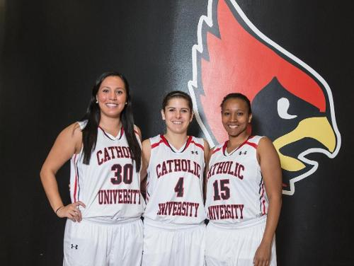 Catholic Women's Basketball Boast USA Today Sports Coaches Poll Ranking