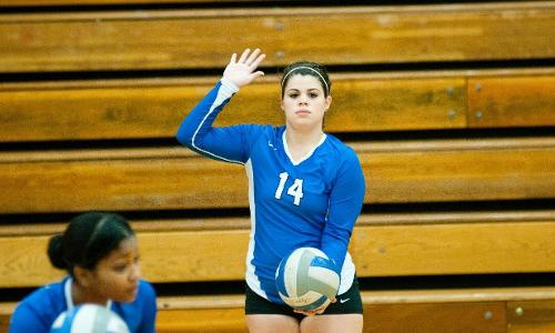 Volleyball Tops Mass. Maritime 3-0