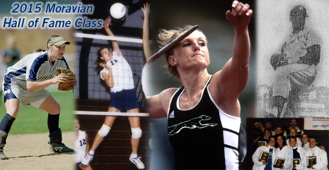 Moravian Announces 2015 Hall of Fame Inductees