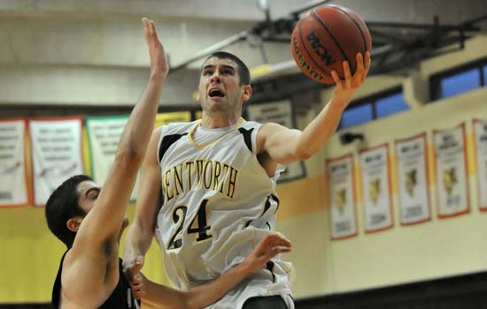Men's Basketball Works Overtime in Win Over Endicott