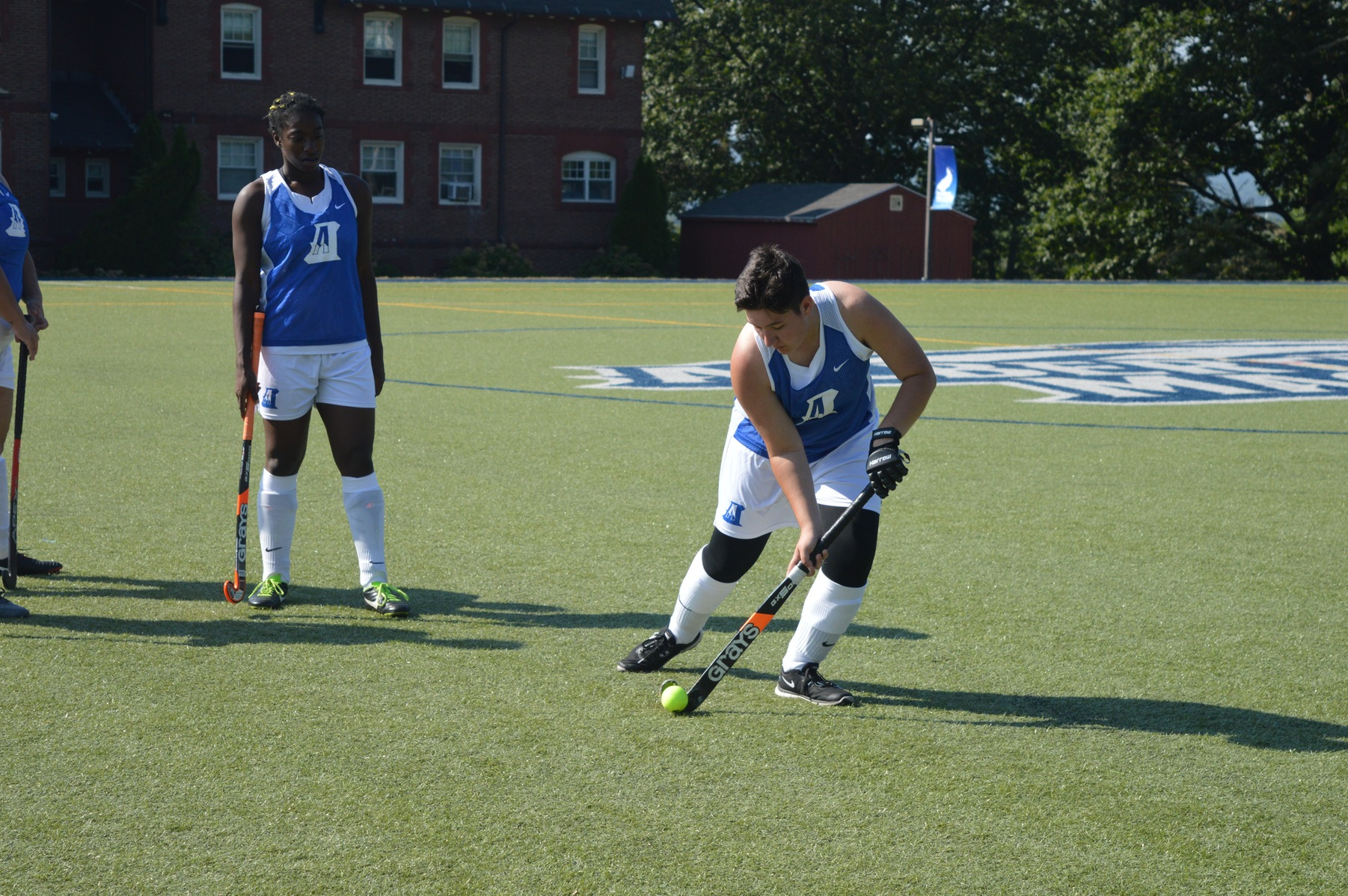 Field Hockey Drops Home Contest to Simmons