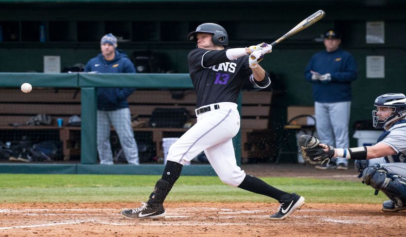 Bisons Battle Back In The Ninth To Walk Off Austin Peay