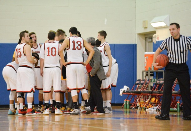 Men's Basketball Concludes Season with Loss Against Redhawks