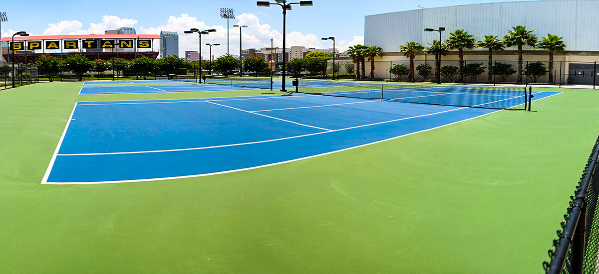 Naimoli and Young Tennis Complex