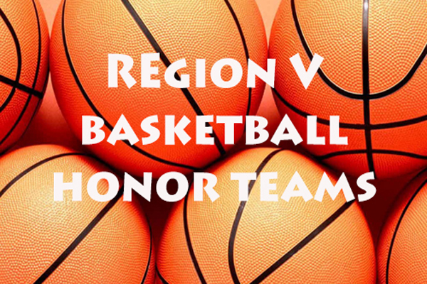 2018-19 Region V Basketball Honor Teams
