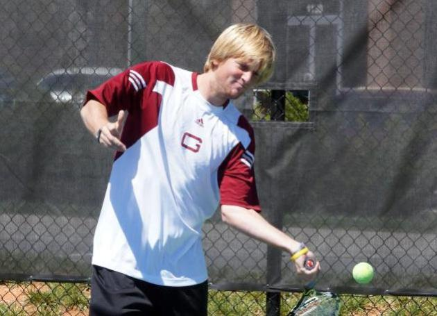 Guilford Scores 8-1 Men's Tennis Decision Over Roanoke