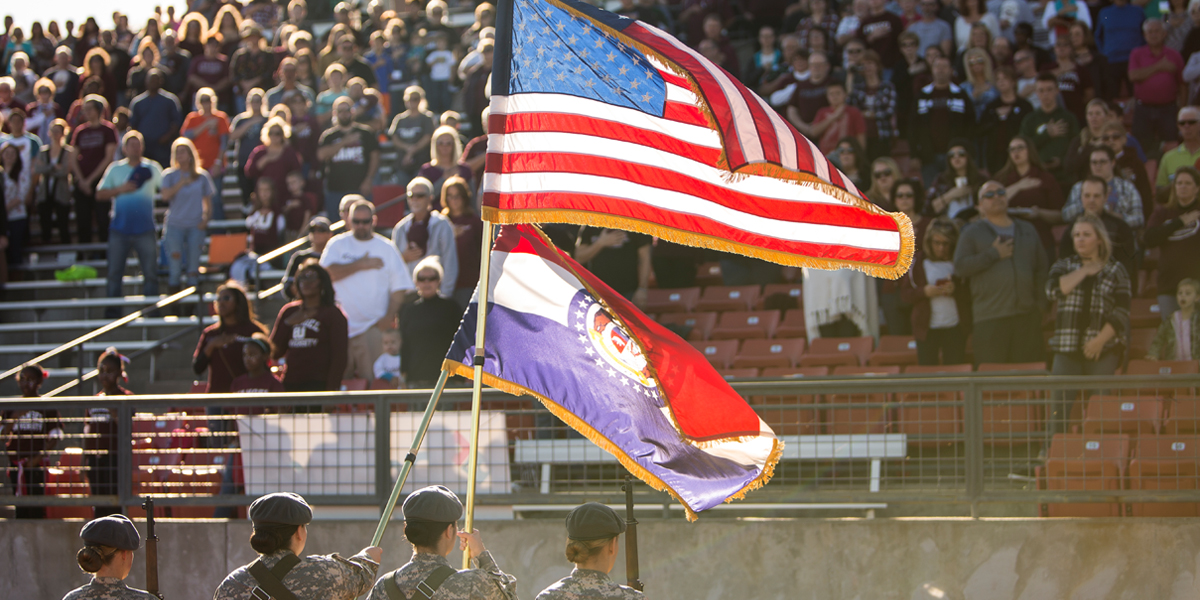 Evangel Football Announces Return of Hometown Hero Day and Veteran's Day Promotion