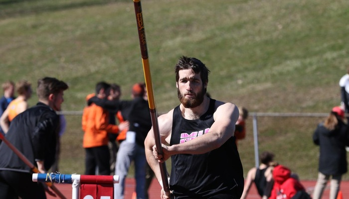 Fox directs the Muskingum men's outdoor track & field team at the All-Ohio Championships