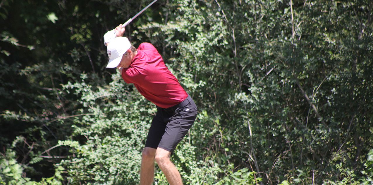 Jason Lopez, Schreiner University, Men's Co-Golfer of the Week (Week 4)