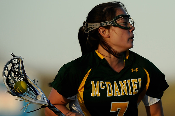 Steph Nichols � 2012 David Sinclair/McDaniel College