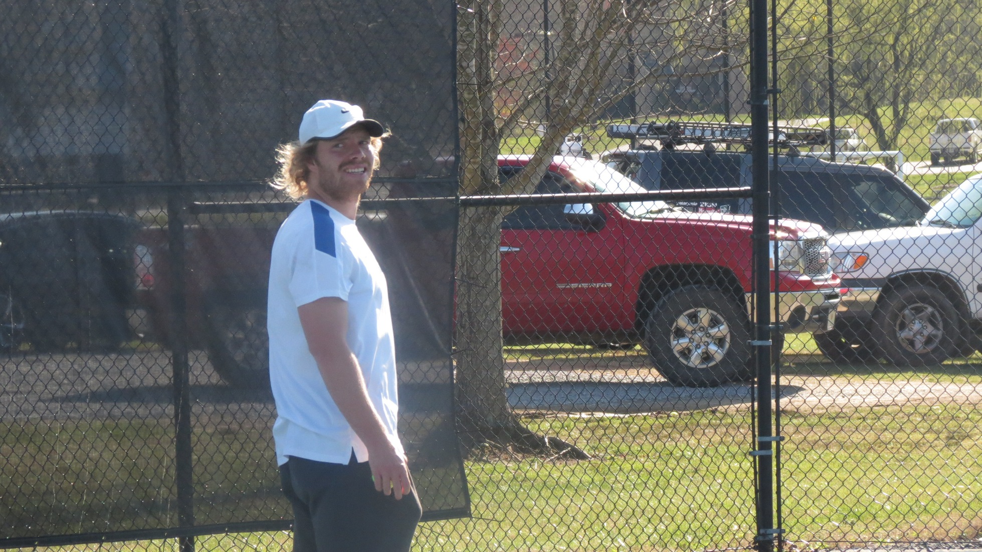 Tom Mittring Extends Singles Win Streak to 14 Matches in 6-3 Setback to Covenant