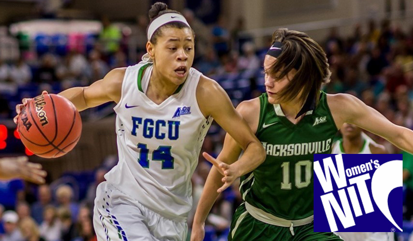 Knight Powers FGCU Into WNIT Second Round; Face Wake Forest Next