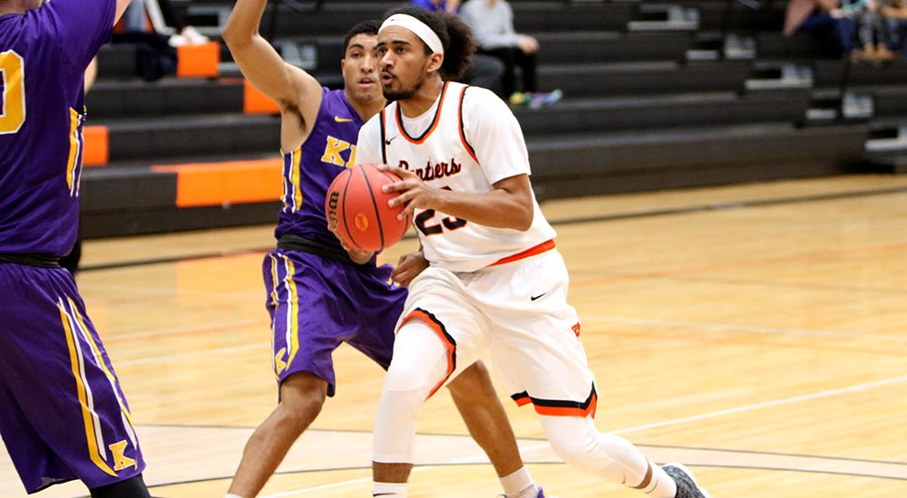 Men's basketball falls in overtime against Simpson