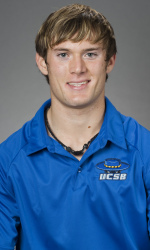 Matt Vedo Named UCSBgauchos.com/Golden 1 Credit Union Gaucho of the Week